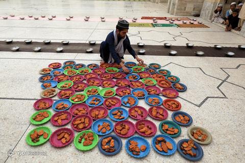 ماه مبارک رمضان در سراسر جهان