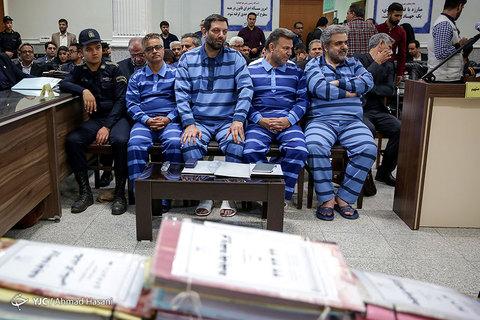 اولین جلسه رسیدگی به اتهامات متهمان پرونده موسوم به شرکت پدیده در مشهد