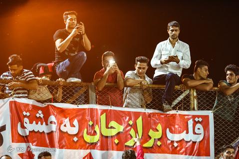 لیگ برتر فوتبال/ پارس جنوبی - پرسپولیس