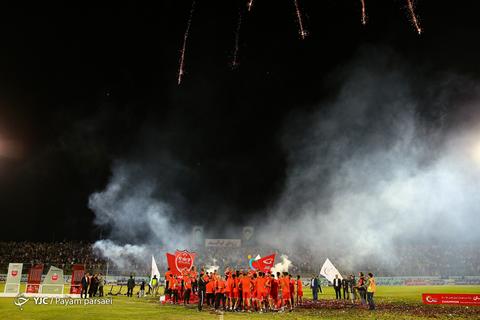 قهرمانی پرسپولیس در لیگ برتر فوتبال کشور، جام خلیج فارس