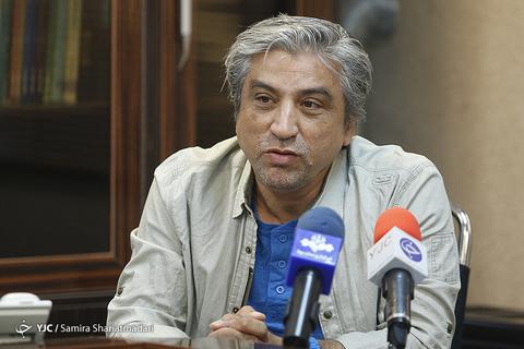 محمدرضا آهنج کارگردان در نشست خبری سریال برادرجان
