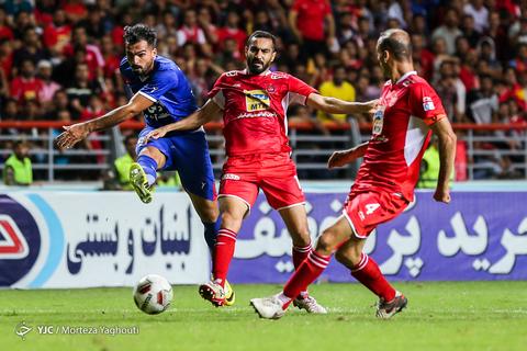 فینال جام حذفی پرسپولیس ۱ - داماش گیلان ۰