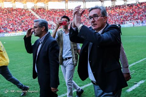 فینال جام حذفی/ پرسپولیس۱ - داماش گیلان۰