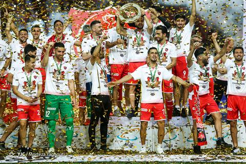 قهرمانی پرسپولیس در جام حذفی