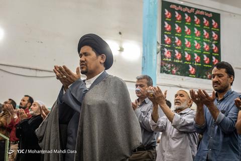 روزهای پایانی رمضان در محله گلشهر مشهد