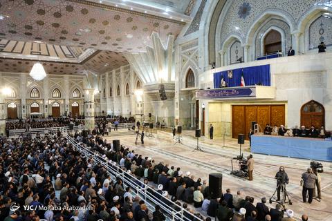 سخنرانی رهبر انقلاب در مراسم سالگرد ارتحال امام (ره)