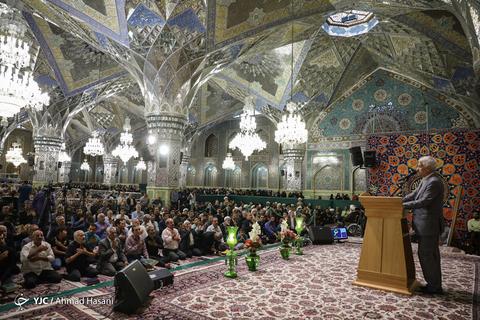 سالگرد ارتحال امام خمینی(ره) در بیت امام راحل در شهر خمین