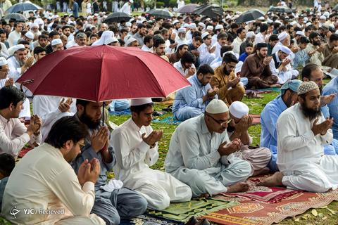 عید سعید فطر در پاکستان