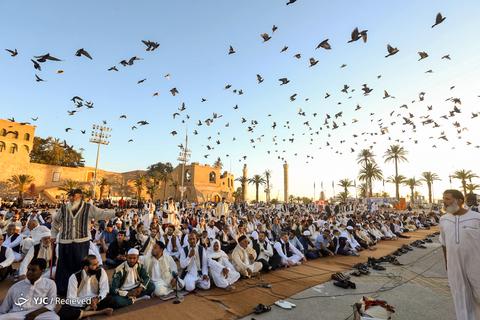 عید سعید فطر در لیبی