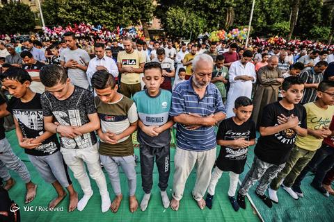 عید سعید فطر در مصر