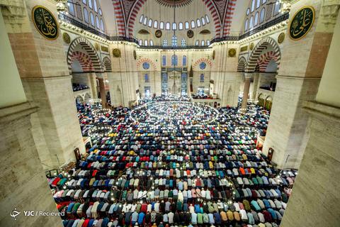 عید سعید فطر در ترکیه