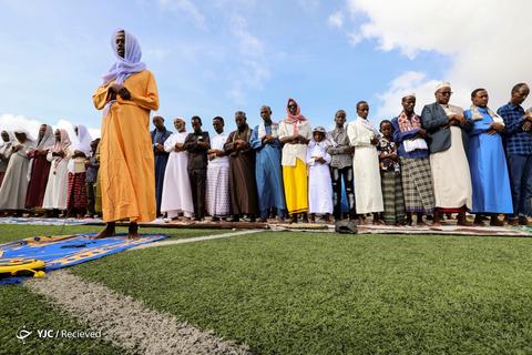 عید سعید فطر در سومالی