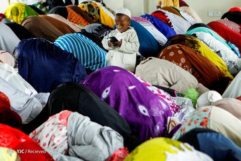 عید سعید فطر در کنیا