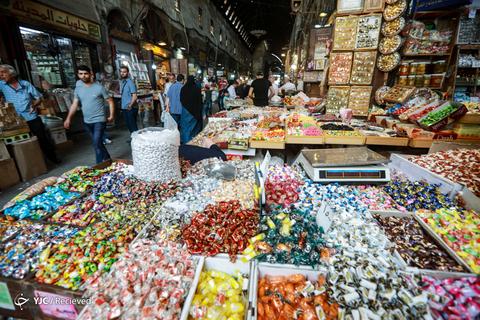 عید سعید فطر در سوریه
