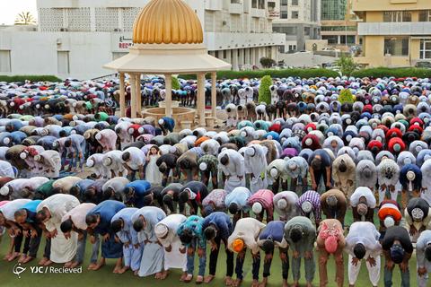 عید سعید فطر در عمان