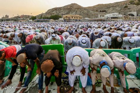 عید سعید فطر در عربستان