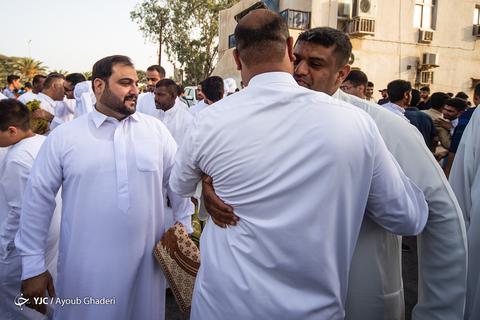 عید سعید فطر در کیش