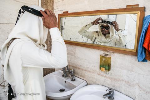 عیدسعیدفطر در شهرستان باوی (شیبان) از توابع اهواز
