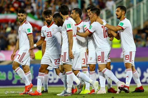ایران ۵ - سوریه ۰