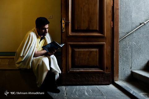 اعتکاف رمضانیه در حرم عبدالعظیم حسنی(ع)