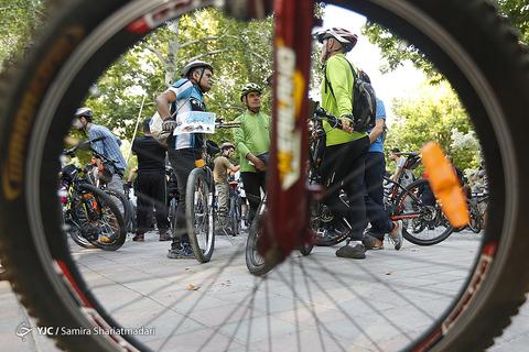 روز جهانی دوچرخه سواری