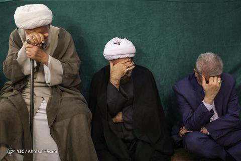 سالگرد ارتحال امام خمینی (ره) در حرم مطهر رضوی