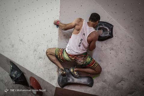 اردوی انتخابی تیم ملی سنگنوردی