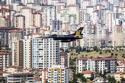 نیروی هوایی در کایسری ترکیه