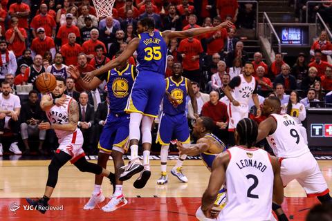 بازی پنجم فینال لیگ بسکتبال NBA