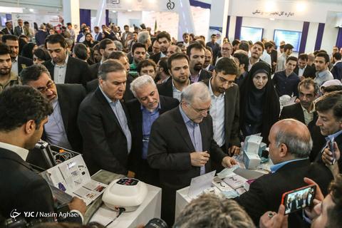 بیستودومین نمایشگاه بینالمللی ایران هلث (تجهیزات پزشکی، دارو و آزمایشگاهی)