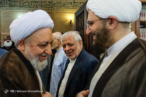 بزرگداشت امام جمعه شهید کازرون، حجت الاسلام خرسند در مسجد نور تهران