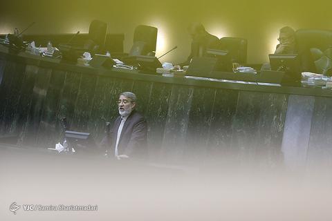 حضور وزیر کشور در صحن علنی مجلس درباره طرح ملی مسکن