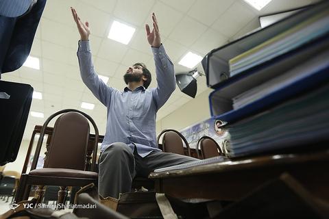 ششمین جلسه رسیدگی به اتهامات سیدمحمدهادی رضوی و تعدادی دیگر از متهمان بانک سرمایه