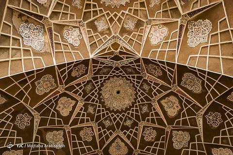 خانه عباسیان از خانههای تاریخی کاشان