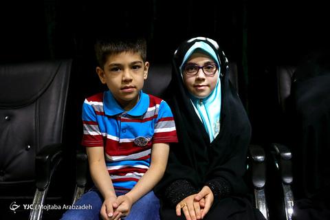 فرزندان شهید محمد جنتی