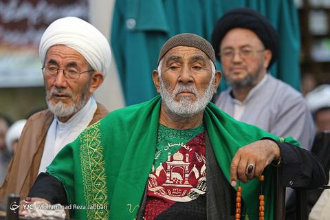 مراسم بزرگداشت آیت الله محقق کابلی / قم