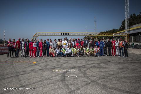 مسابقات سرعت اتومبیلرانی قهرمانی کشور