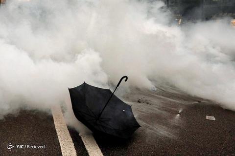 تظاهرات علیه لایحه استرداد در هنگ کنگ