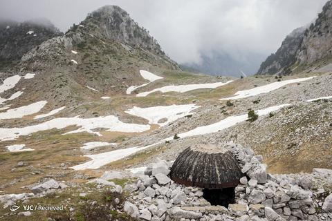 پناهگاههای جنگ سرد در آلبانی