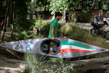 مسابقات قهرمانی قایقرانی اسلالوم بانوان