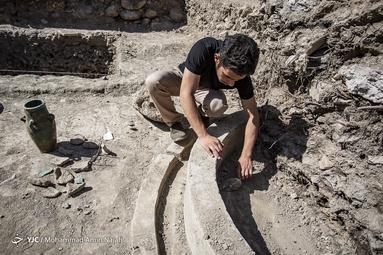 کشف معبد لائودیسه در نهاوند