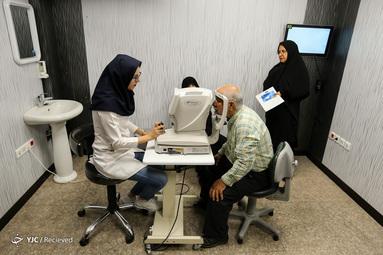 افتتاح کلینیک جانبازان شیمیایی - 11