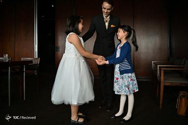 آموزش آداب و معاشرت به کودکان چینی