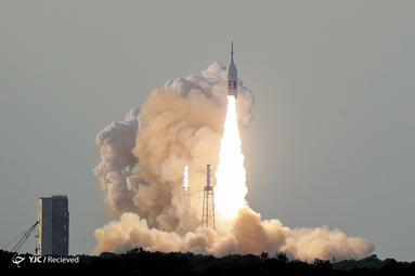 فضاپیمای Orion ناسا در ایستگاه نیروی هوایی فلوریدا