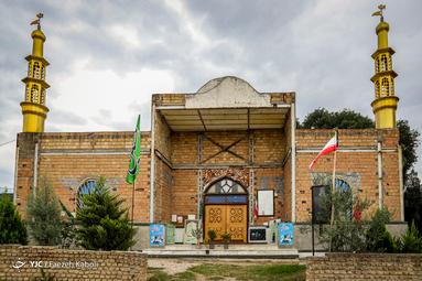 امامزاده علی اکبر (شاهزاده اکبر) در روستای اسپومحله شهر گرگان