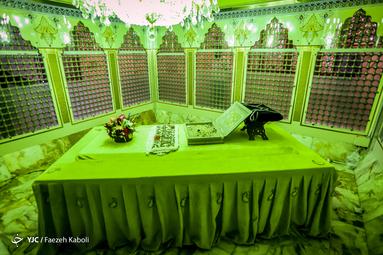 امامزاده عبدالله در شهر گرگان