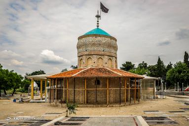 امامزادگان عبدالله و فضل الله (روشن آباد) در جاده قدیم گرگان - کردکوی