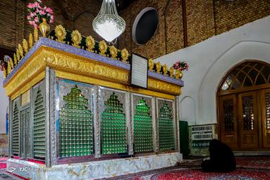 امامزاده عبدالله در روستای زیارت شهر گرگان
