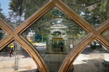امامزاده آمنه خاتون(س) در خیابان عباسآباد اراک