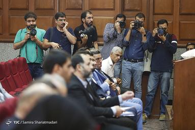 نخستین جلسه دادگاه محاکمه محمدعلی نجفی در پرونده قتل میترا استاد
